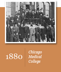1880 Chicago Medical College