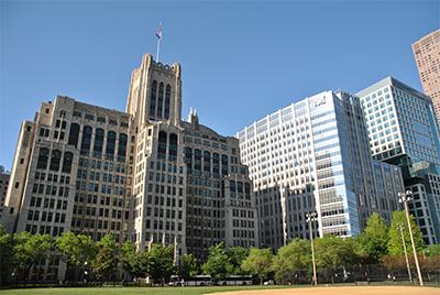 Ward Building