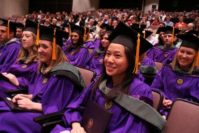 Inaugural PA Class Celebrates Graduation at Feinberg