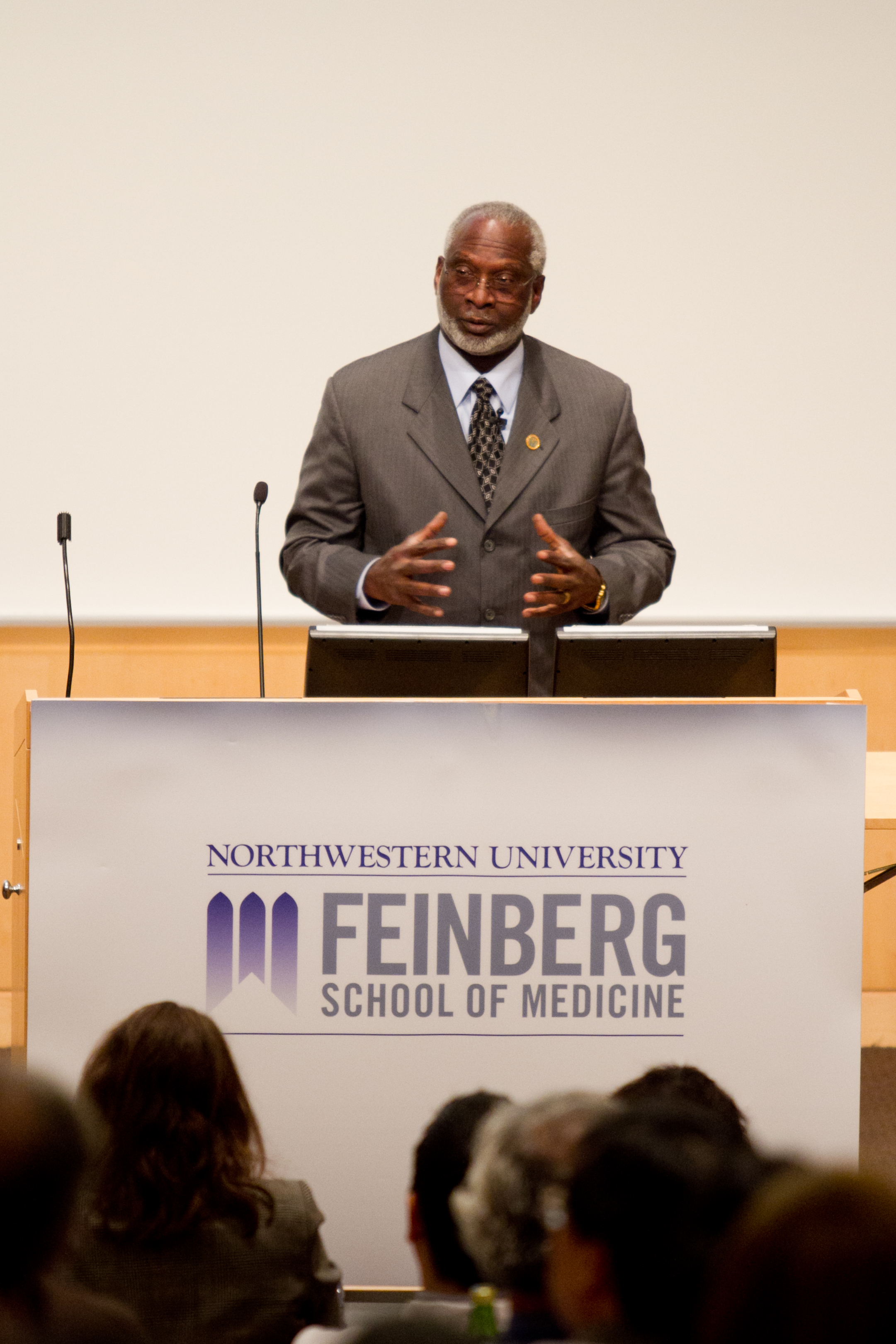 David Satcher, MD, PhD