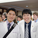 Feinberg medical students