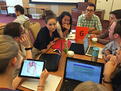 Incorporating Tablets Into The Medical School Classroom