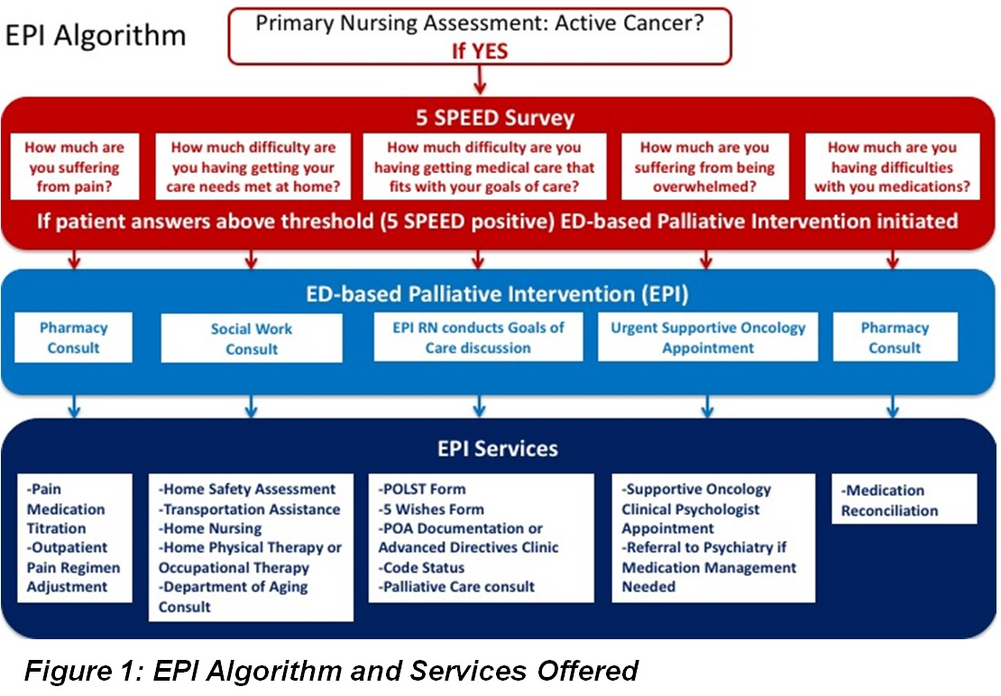 Addressing Unmet Cancer Care Needs Through ED-Based