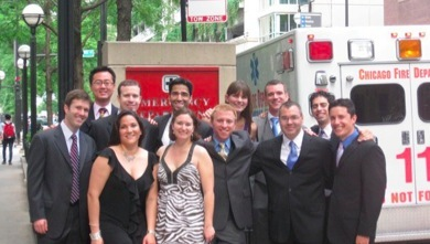 Spirit of 2010 Award: Department of Emergency Medicine