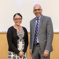 Two IPHAM members, Drs. Melissa Simon and Karl Bilimoria, are honored as the 2020 Mentors of the Year