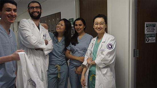 Education & Training: Department of Neurological Surgery