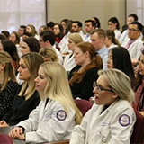 Physician Assistant Students Present Capstone Research Projects