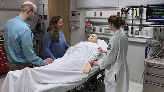Medical Simulation: Northwestern Simulation : Feinberg